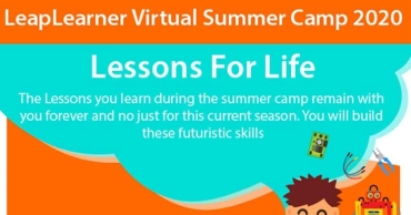 LeapLearner Virtual Summer Camp 2020